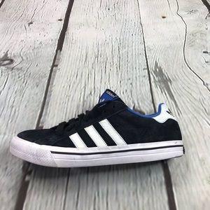 Mens Adidas Skateboard Athletic Shoes Black Sz 8